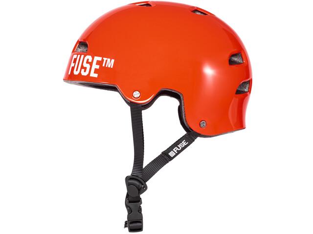 FUSE Alpha Helmet, glossy burned orange